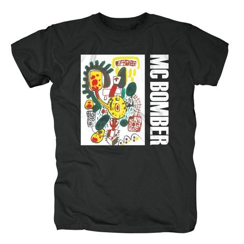 √Bomber Malerei von MC Bomber - T-shirt jetzt im Proletik Shop