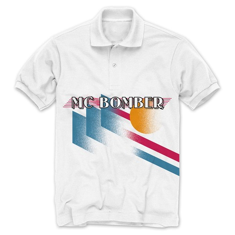 √Bomber Sonne von MC Bomber - T-shirt jetzt im Proletik Shop