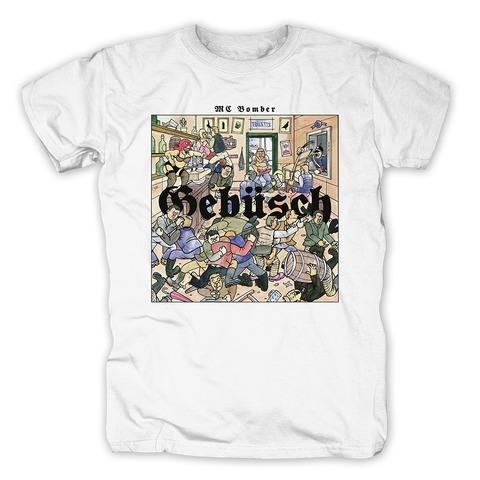 √Gebüsch Cover von MC Bomber - T-Shirt jetzt im Proletik Shop